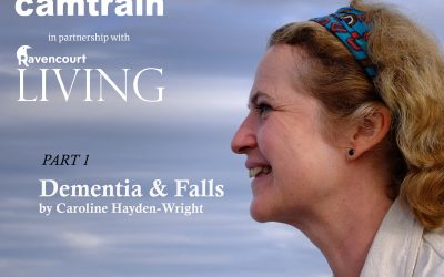 Caroline's Blog Part 1: Dementia and Falls