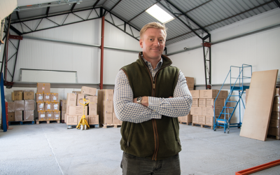 Expansion Into New Premises